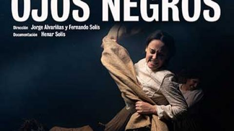 Alba Sánchez estrena Ojos Negros en la sala Mirador de Madrid