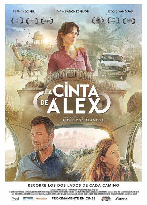 'La cinta de Álex', la primera película española en estrenarse en cines tras la cuarentena